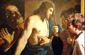 Oznanila nedelja Božjega usmiljenja, 11.4.2021