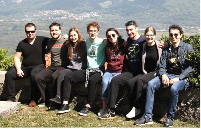Mlada glasbena skupina iz Nova Gorice