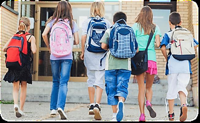 Zbiranje sredstev za pomoč otrokom s šolskimi potrebščinami