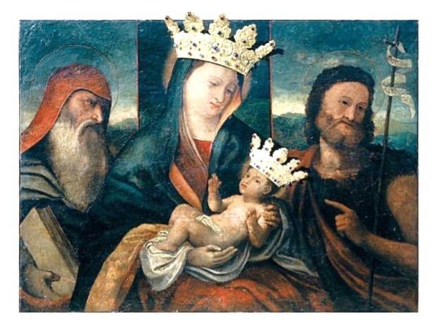 Obletnica kronanja podobe Svetogorske Matere Božje